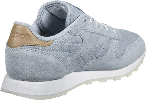 Reebok Damen Schuhe / Sneaker Classic Leather Sea-Worn Blau