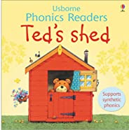 Ted's Shed (Usborne Phonics Read