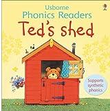 Ted's Shed (Phonics Readers) (Usborne Phonics Readers)