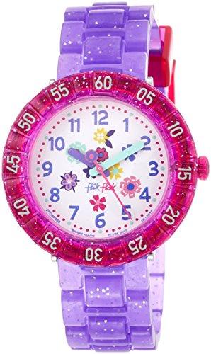 FlikFlak Mädchen Analog Quarz Uhr mit Plastik Armband FCSP060