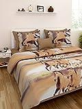 Homefab India Luxury 3D Double BedSheet ...