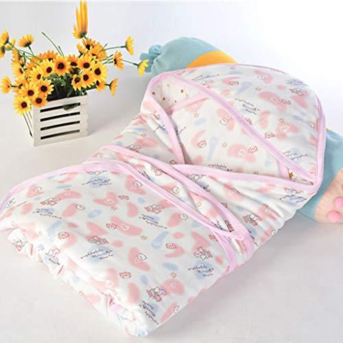 BAUMWOLLE Unisex Infant Swaddle Decken Weicher Baumwolle Baby Mädchen Jungen Kinderwagen Wraps Baby Zubehör 34