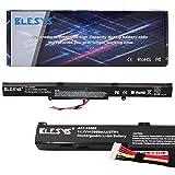 BLESYS Ersatz für Laptop Akku A41-X550E ASUS X751 X751L X751LA X751LAV X751LB X751LD X751LDV X751LJ X751LJC X751LK X751LN X751LX X751M X751MA X751S X751SJ X751SA Notebook Akku (14,4V/2600mAh)