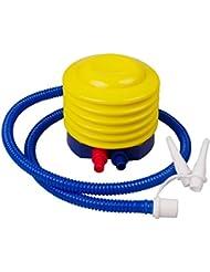 Asdomo gonflable Plastique Air Pompe à pied Pompe à main Ballon Pompe à balle d'exercice Yoga Gym flotteur jouet Pompe de bague