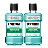 #5: Listerine Cavity Fighter Mouthwash - 500 ml (Pack of 2)