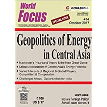 Geopolitics of Energy in Central Asia (october 2017)