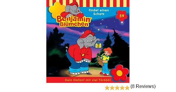 Benjamin Blümchen findet einen Schatz