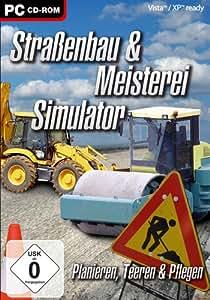 Straßenbau & Meisterei Simulator