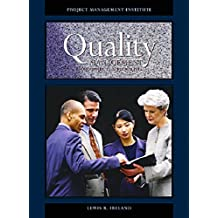 Quality Management for Projects and Programs (Perspectives in Project and Program Management Series) (English Edition)