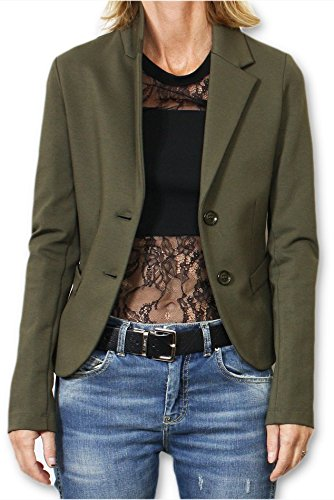 Imperial -  Cappotto  - Donna verde M