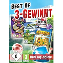 Best Of - 3-Gewinnt (Diamond Drop 2 / Azteca / Green Valley)