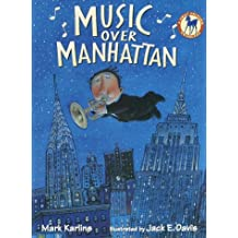 Music Over Manhattan (A Picture Yearling Book)