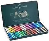 Faber-Castell 128560 - Pastellkreide Polychromos Metalletui 60er