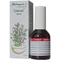 Preisvergleich für Thymian und Salbei Tinktur in Spray - effektives Mittel bei Halsschmerzen, Halsentzündung, Zahnfleischentzündung...