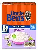 Uncle Ben's® Reis-Spezialitäten Jasmin-Reis Kochbeutel