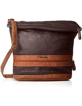 Tamaris Damen Smirne Hobo Bag Schultertasche, 28x15x28 cm