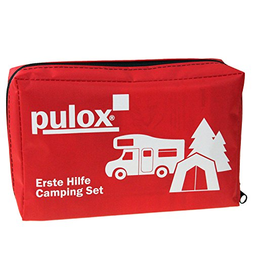 PULOX Erste Hilfe Camping Set PO-200 Pulsoximeter