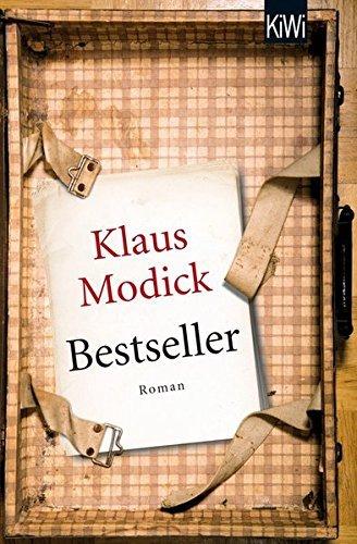 Bestseller by Klaus Modick (2015-11-12)