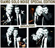 Siamo Solo Noise - Box Limited Edition [CD Deluxe + 4 sticker/fotografie + booklet - Edizione numerata e autografata] (Esclusiva Amazon.it)
