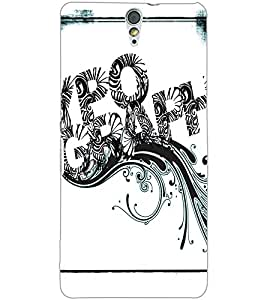 SONY XPERIA C5 TEXT Back Cover by PRINTSWAG