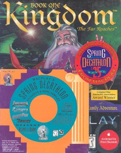 Kingdom the Far Reaches por Interplay