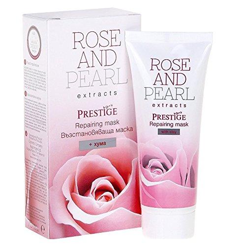 Marque Rose & Perle - Masque réparateur «Rose & Perle» 75 ml