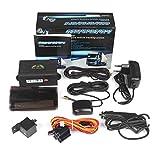 AFTERPARTZ GPS Tracker TK104 Auto Überwachung GPS Ortung GSM GPRS Google Peilsender Eingebauter Shock-Sensor Personen und Fahrzeugortung GPS Sender (TK104)