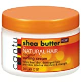 Cantu Shea Butter for Natural Hair Coconut Curling Cream 340 g