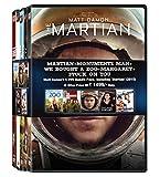 Matt Damon 5 Movies Collection - The Martian + The Monuments Men +