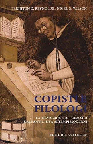 copisti-e-filologi-la-tradizione-dei-classici-dallantichita-ai-tempi-moderniedizione-rough-cut