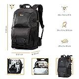 Prêt pour voyager. Lorsque vous avez besoin de transporter tout votre matériel pour le travail ou tout simplement lors de vos voyages, faites confiance aux Fastpack de Lowepro. Ces sacs ont prouvé leur capacité à accompagner les voyageurs depuis de n...
