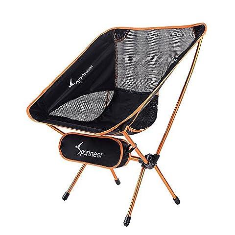 Sportneer camping chairs (1 Pack)