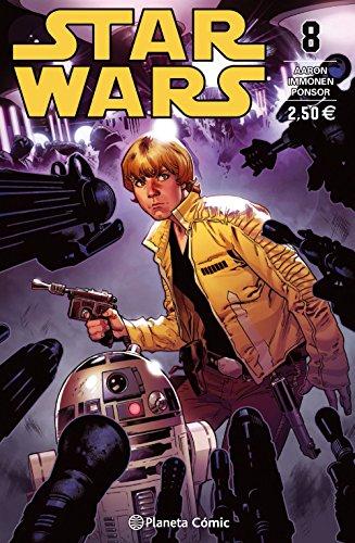 Star Wars nº 08 (Star Wars: Cómics Grapa Marvel) por Jason Aaron