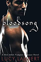 Bloodsong: A New Adult Vampire Romance (English Edition)