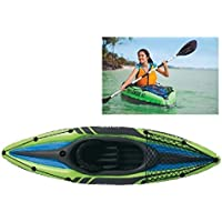 Kayak Gonflable 1 Place Challenger K1 INTEX