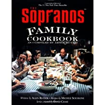 The Sopranos Family Cookbook: As Compiled by Artie Bucco by Artie Bucco (2002-09-24)