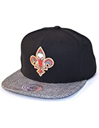Mitchell & Ness Snapback Woven TC Pelicans black/grey
