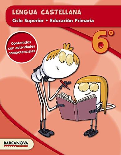 Lengua castellana 6º CS (ed. 2015) (Materials Educatius - Cicle Superior - Llengua Castellana) - 9788448934859