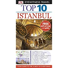DK Eyewitness Top 10 Travel Guide: Istanbul
