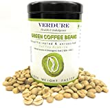 #6: FLASH SALE | Verdure's Green Coffee Beans for Weight Loss, 180 g - Makes 45 cups | Premium AAA grade quality!