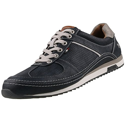 Mustang Shoes - 4125 301 - Sneaker - Navy