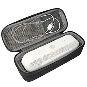 co2CREA EVA antichoc Stockage Cas Voyage Étui Housse protection Sac pour Beats by Dr. Dre Pill Plus transférable Bluetooth Wireless Enceintes Haut-Parleur Speaker