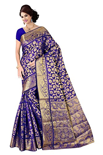 Boutique On Palm Women's Style New Generation Concept Party Wear Saree Banarasi...