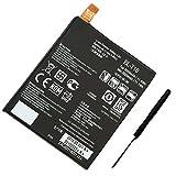 uniamy batería interna de repuesto + libre herramienta para LG G FLEX 2, H950H955LS996H959us995EAC62718201BL-T16blt16
