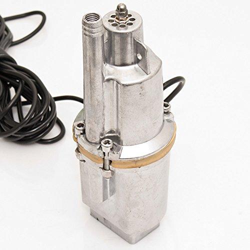 werkzeugundzubehoer_com Tiefbrunnenpumpe 300 W (Ø 98 mm) 1400 Liter pro Stunde