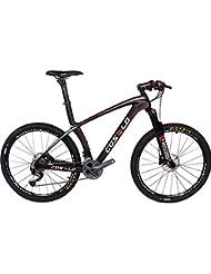 Costelo para bicicleta de montaña 30 Velocidad bicicleta macho 27 aceite Arenas ultraligero de fibra
