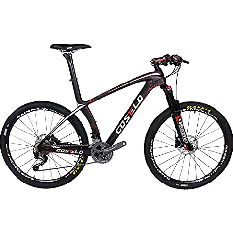 Costelo Mountain Bike 30velocità, per bicicletta maschio 27olio Sands Ultralight