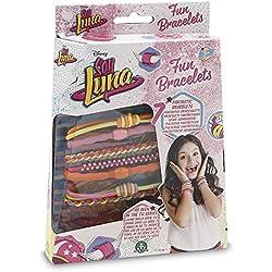 Soy Luna - Pack de pulseras (Giochi Preziosi YLU19000)