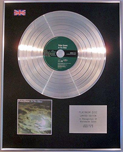 Century Music Awards Edtn CD Platinum Disc