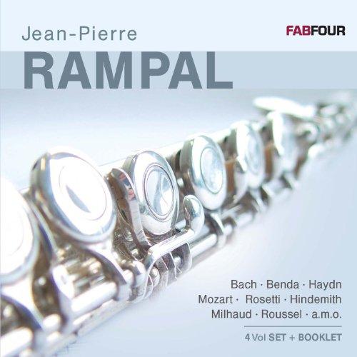 rampal-jean-pierre-bach-benda-haydn-mozart-rosetti-hindemith-milhaud-roussel-1946-1956